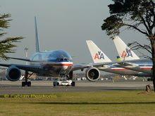 Mis fotos de American Airlines