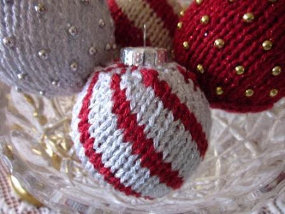 Ravelry: Quick and Easy Christmas Ornament pattern by