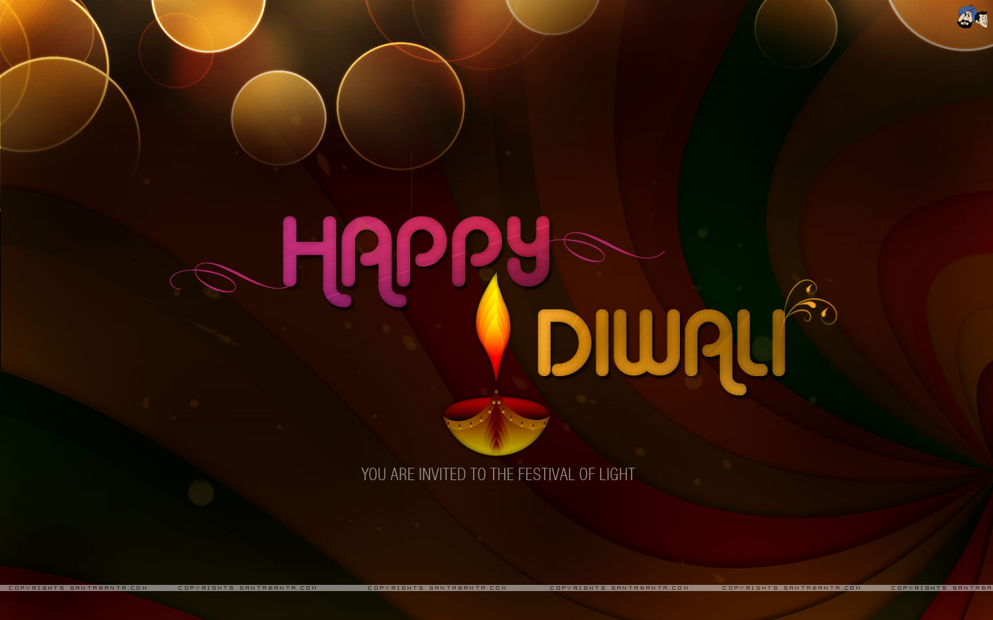 diwali wallpaper 2011