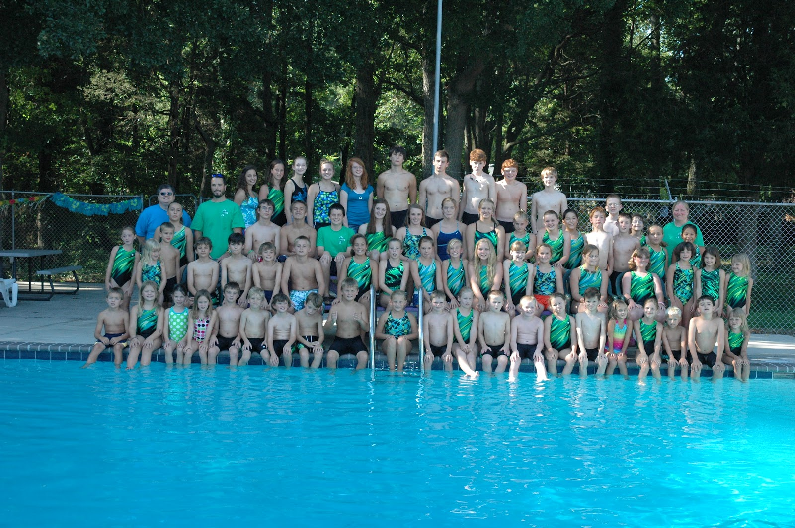 Sherwood Swim Club Inc