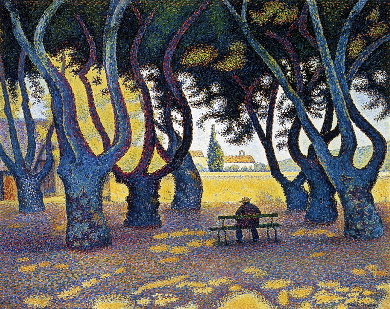 Paul Signac 1863-1935 ~ French Neo-impressionist painter | Pointillist style