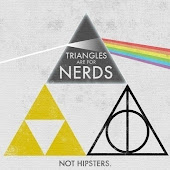 Triangles are for nerds.