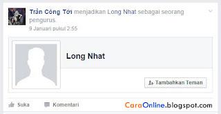 Cara mengatasi undangan join grup facebook tidak jelas4