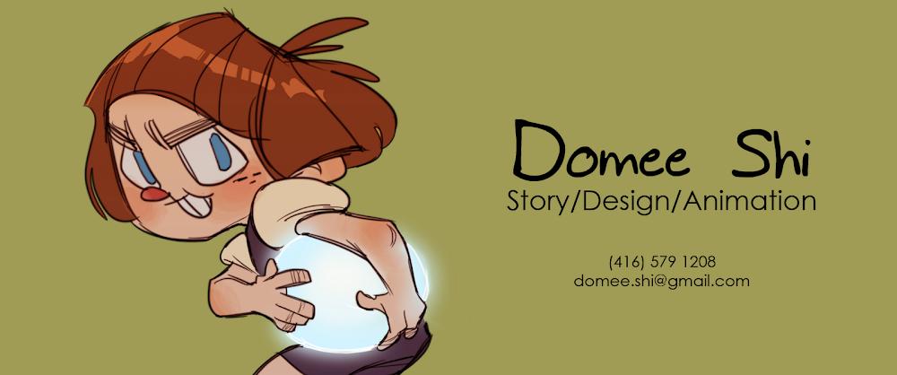 Domee Shi - Portfolio