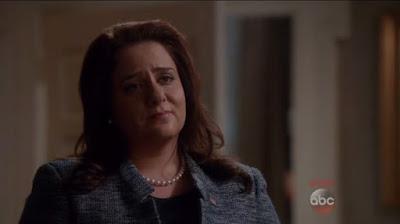 Susan dolida e indignada