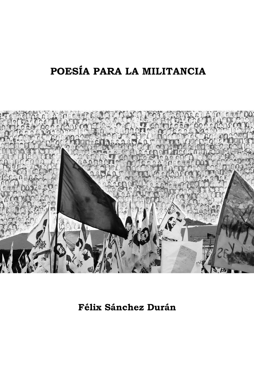 Poesía para la Militancia - Libro (epub y pdf), en Archive.org...