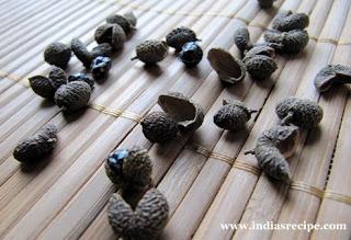 Dried Tirphala / Teppal / Teerphala
