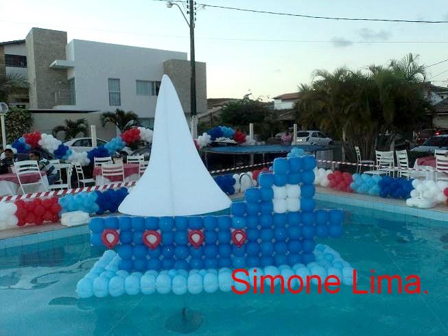 Simone lima bal es escultura de bal es barco piscina for Piscina triangulo de oro