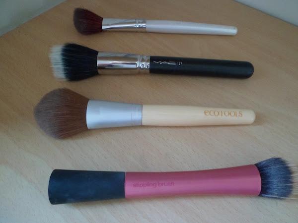 Favourite Face Makeup Brushes