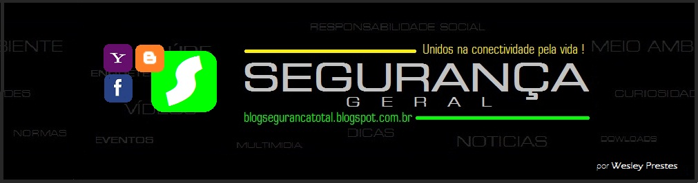 Blog Segurana Geral