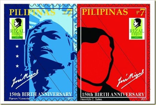 reaction paper of 150th birthday of rizal Rizal is branded a mere reformist because they have not read his letter to ferdinand blumentritt from geneva on june 19, 1887, his 26th birthday we do not know the issue or situation that gave rise to rizal's words.
