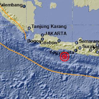 info gempa 25 januari 2014