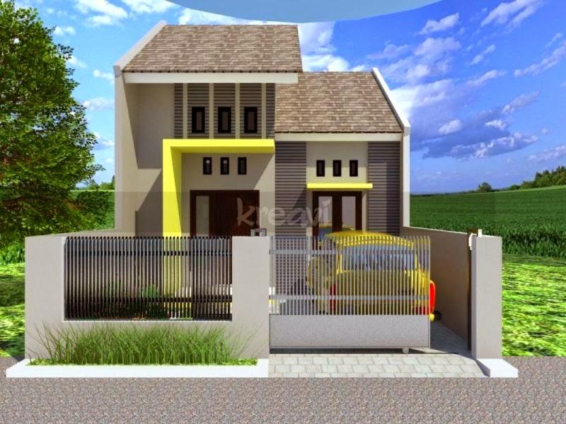Model Rumah Minimalis2