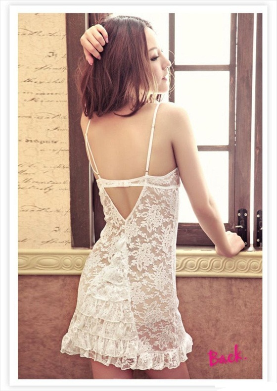 Ji Jia Xi - Lingerie Photoshoot