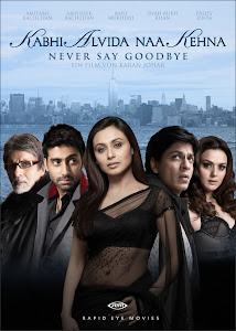 Poster Of Bollywood Movie Kabhi Alvida Naa Kehna (2006) 300MB Compressed Small Size Pc Movie Free Download worldfree4u.com