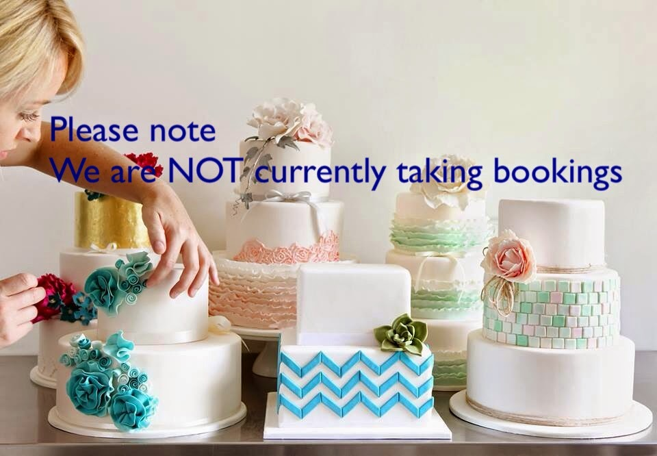 Sunny Girl Cakes is Not taking bookings