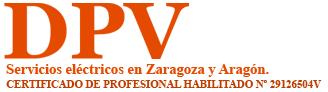 DPV. Electricista en Zaragoza | PRESUPUESTO GRATIS