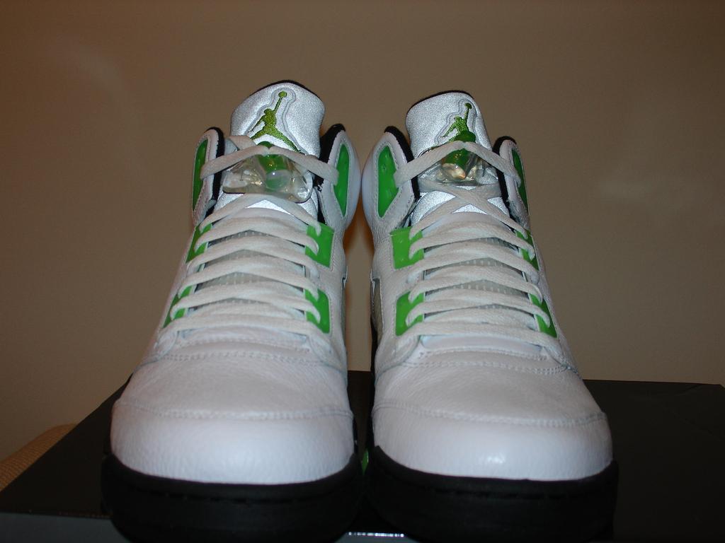 Shoes Jordan Wore In Finals