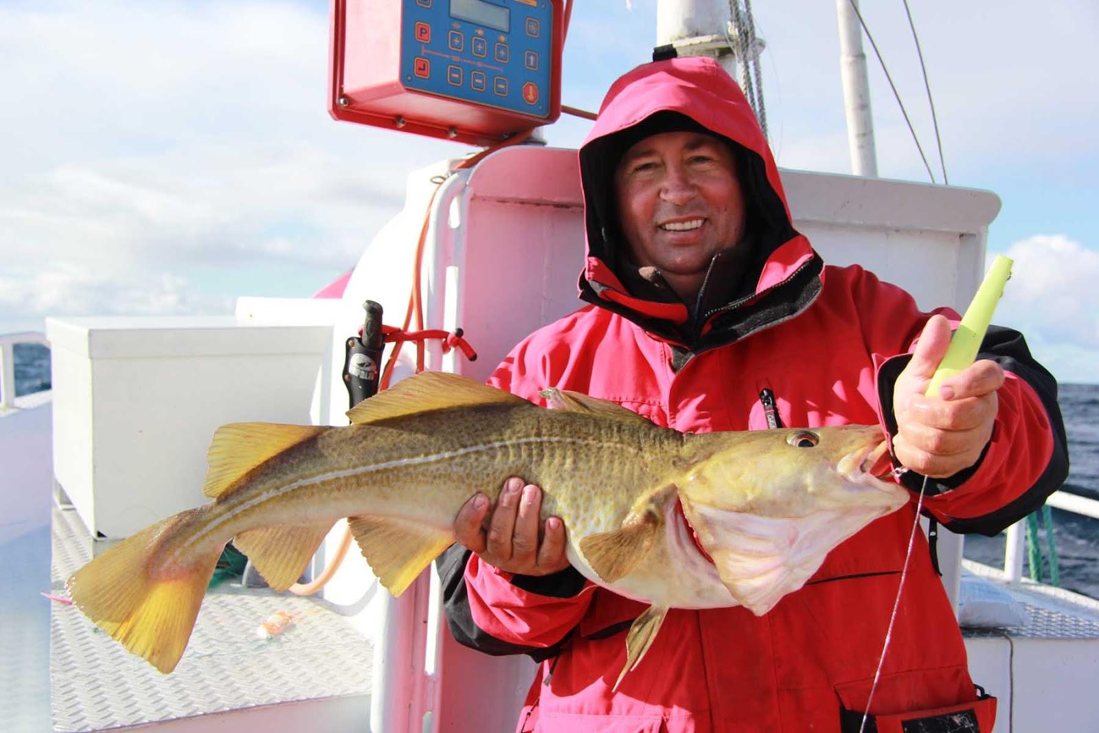 морская рыбалка страны
