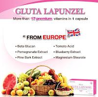 Gluta Lapunzel Europe