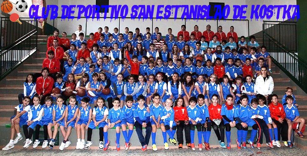 Club Deportivo San Estanislao de Kostka