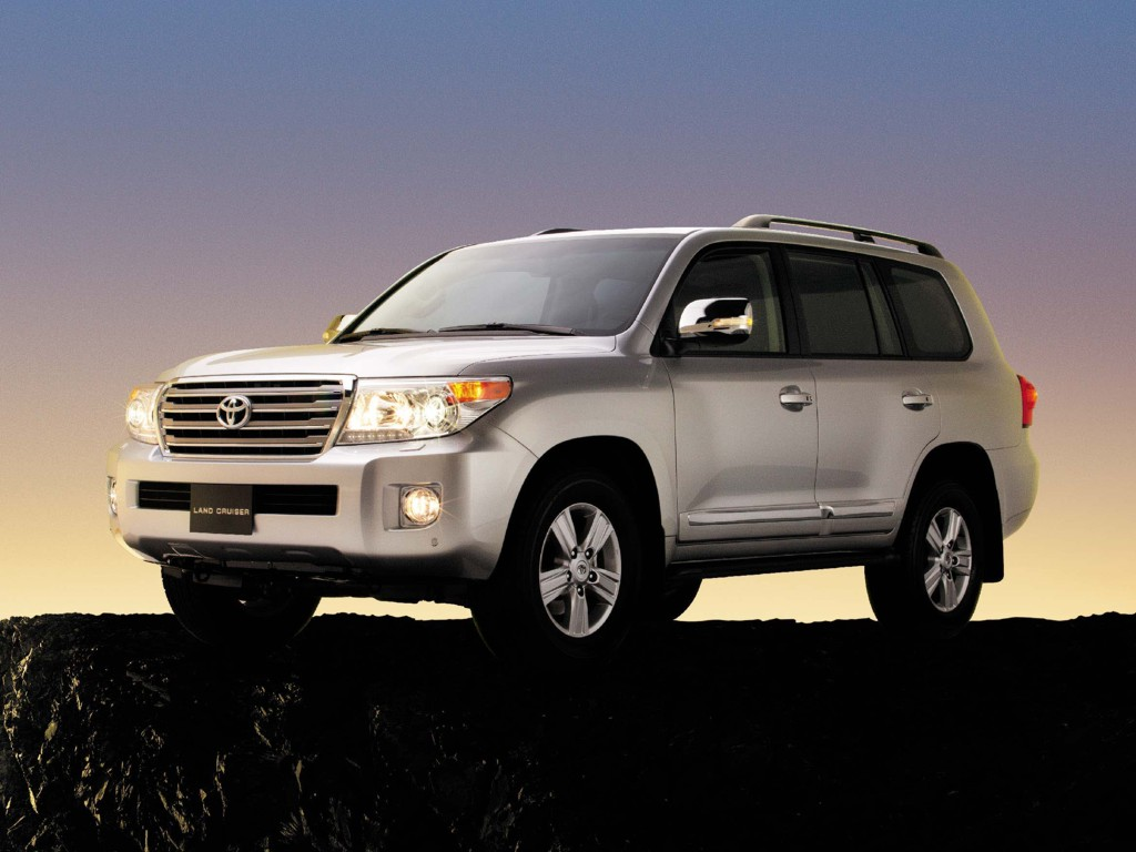 Toyota motor philippines launches 2012 yaris and land cruiser