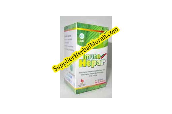 Imuno Hepar Herba Maagh (untuk Hepatitis dan Maag)