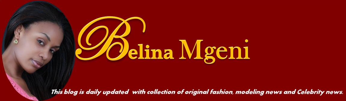 Belina Mgeni.