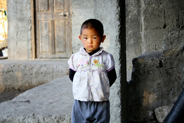 little lepcha girl