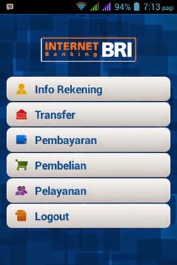 Aplikasi Untuk Cek Saldo Rekening BRI