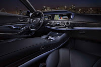 2015 New S-Class Sedan Mercedes Exclusive