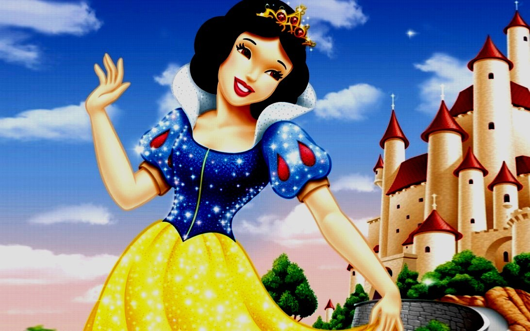 Snow White (Cartoon picture 2)