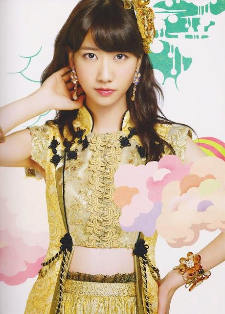 Gambar Yuki Kashiwagi