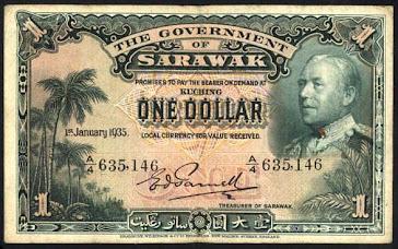 Sarawak Dollar