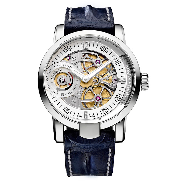 Armin Strom Onlywatch One Week Skeleton Water