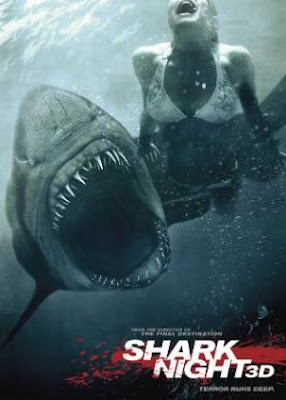 Assistir Filme Online Shark Night 3D Legendado