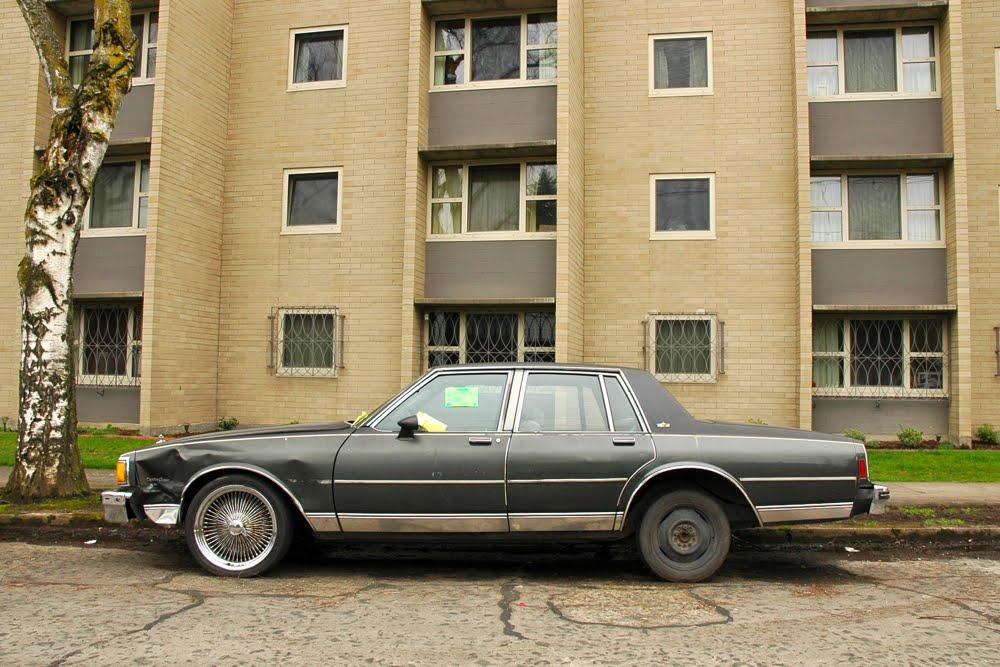 Chevy Caprice Classic wagon