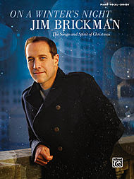 Jim Brickman - On a Winter's Night - Piano Sheet Music
