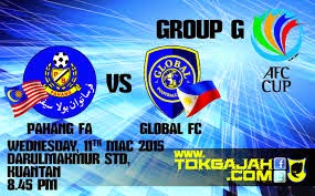 Live Streaming Pahang vs Global FC