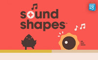 Sound Shapes - PlayStation video game for PS3 and Vita