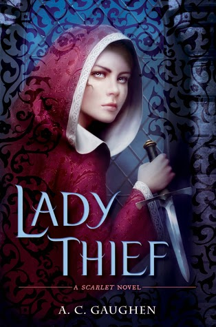 http://www.shedreamsinfiction.com/2014/02/review-lady-thief-by-c-gaughen.html
