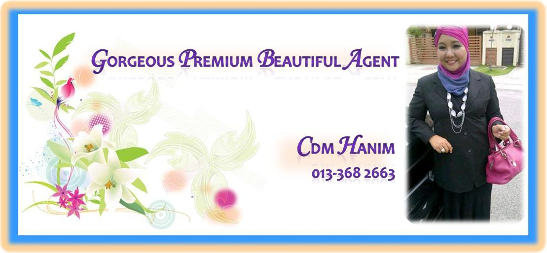 GORGEOUS PREMIUM BEAUTIFUL AGENT