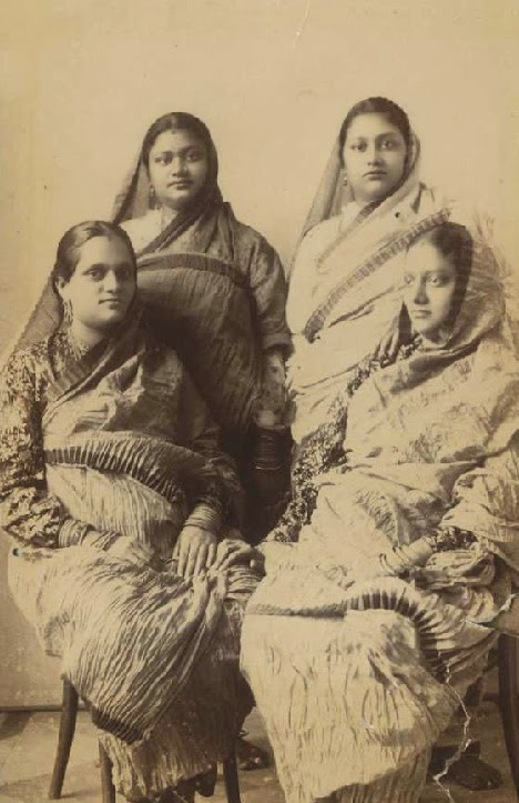 Four Women Group Photo - Date Unknown