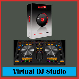 Virtual DJ Studio 7.2.01 2015 Full Version Free Download with crack