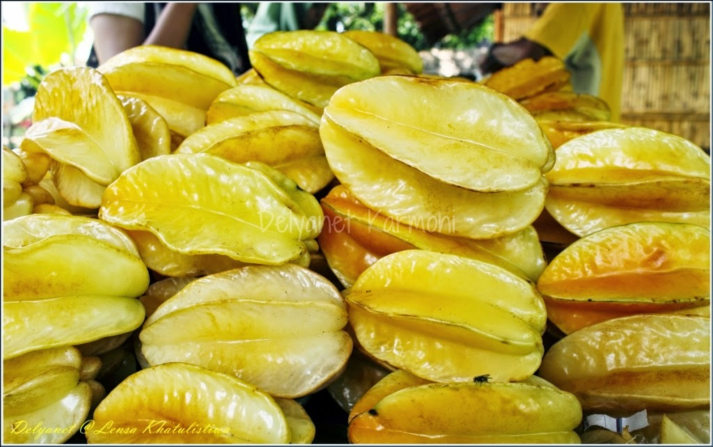 Belimbing (Star Fruits)