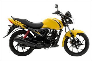 New Suzuki bike