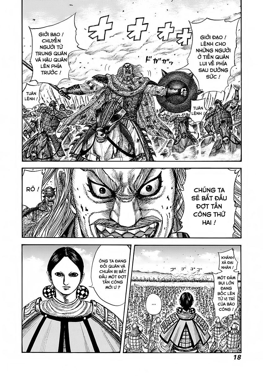 Kingdom – Vương Giả Thiên Hạ (Tổng Hợp) chap 273 page 18 - IZTruyenTranh.com