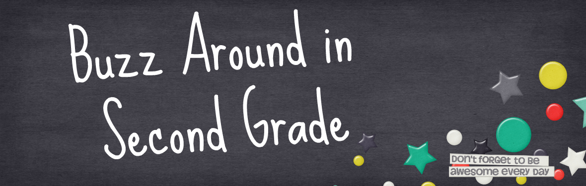 Buzz Around in Second Grade