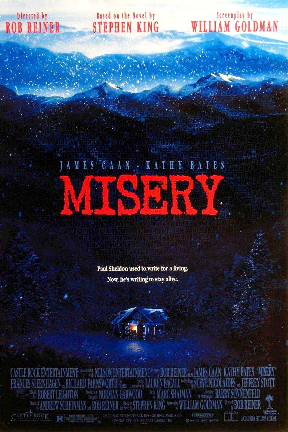 misery by stephen king Written by stephen king, narrated by lindsay crouse download the app and start listening to misery today - free with a 30 day trial keep your audiobook forever, even if you cancel.