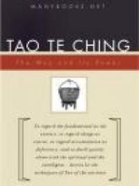 Tao Te King (Dao 'h Ching)